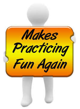 Makes Practice fun Image